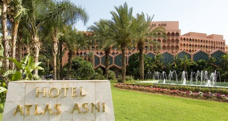 Hotel Atlas ASNI 4**** (Marrakech)