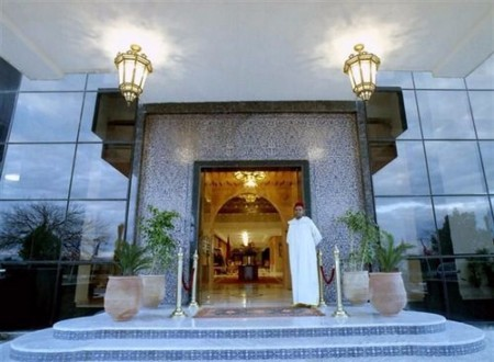 Hotel Zalagh Parc Palace 5***** (Fez)