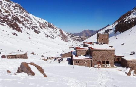 Refugio Neltner (Toubkal)