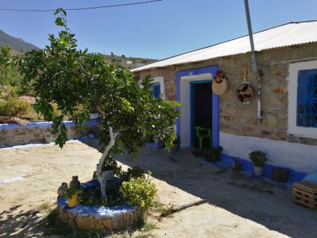 Refugio El Houmar (Bouhachem)