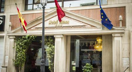 Hotel Atenas 3*** (Tetuán)