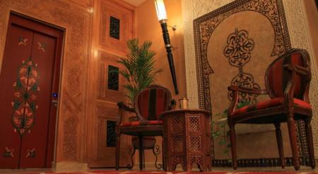Riad Dar Souran Sup. (Tánger)