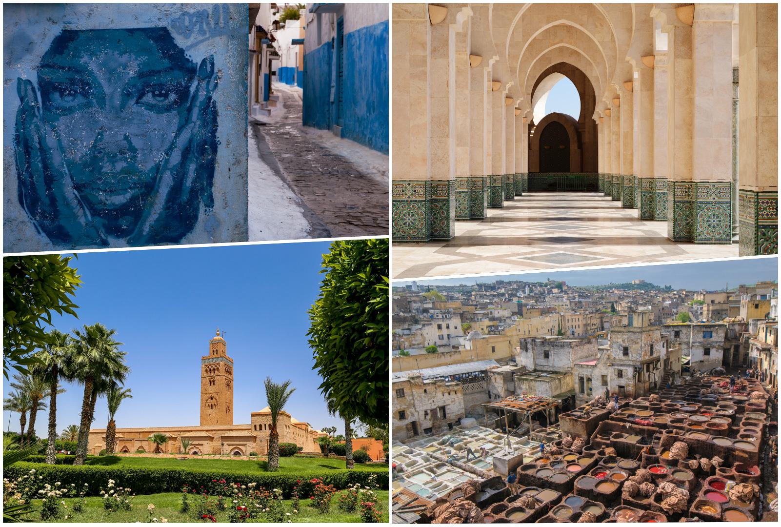 Especial Marruecos 5 dias