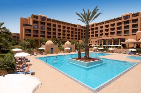 Hotel Atlas Medina&Spa 5***** (Marrakech)