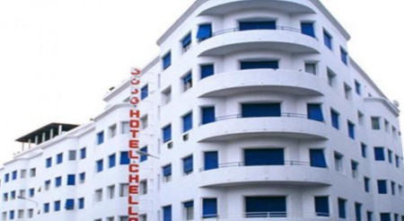 Hotel Chellah 3*** (Tánger)