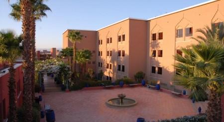 Hotel Kenzi Azghor 4**** (Ouarzazate)
