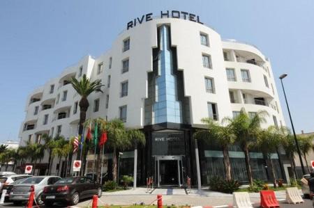 Hotel Rive 4**** (Rabat)