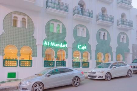 Hotel Al Mandari 3*** (Tetuán)