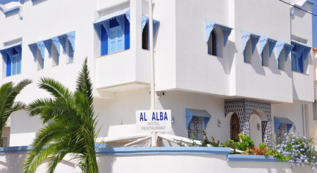 Hotel Al Alba (Assilah)