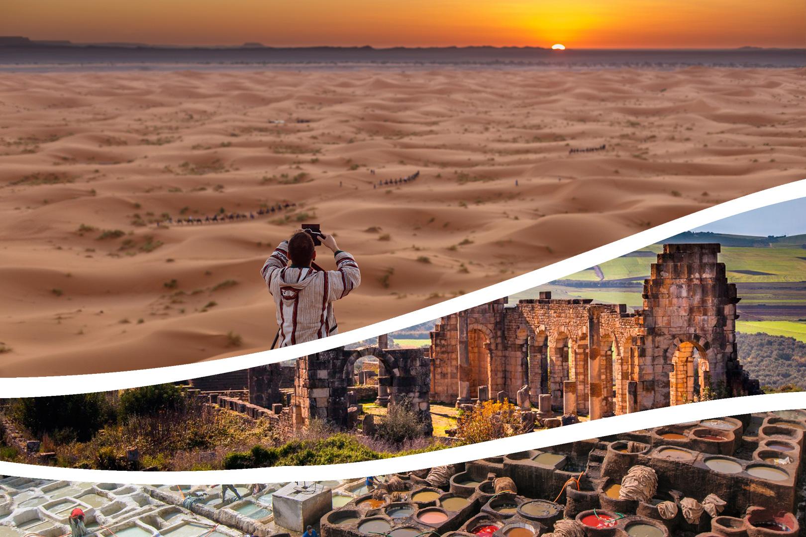 Especial Escapada al Desierto 5 d...