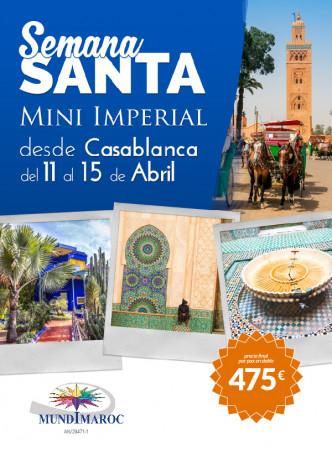 Especial Mini Imperial 5 dias (desde Casablanca)