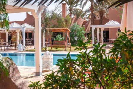 Hotel Dar Azawad boutique (M'hamid)