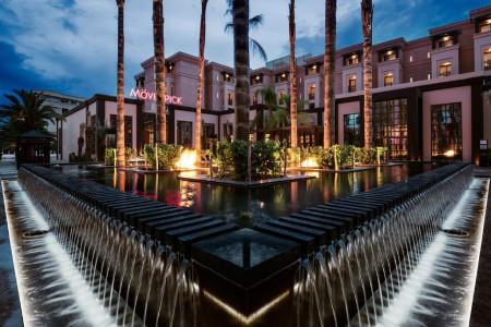 Hotel Movenpick Mansour Eddahbi 5***** (Marrakech)