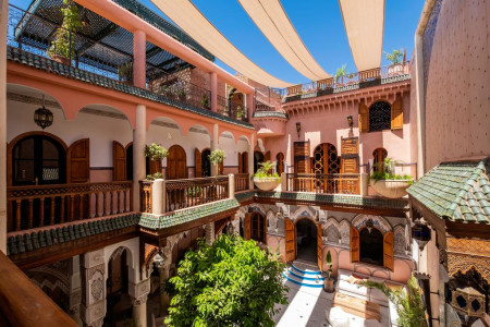 Riad Azad & Spa (Marrakech)