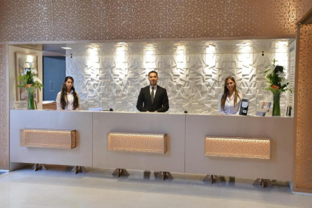 Hotel Oum Palace 4**** (Casablanca)